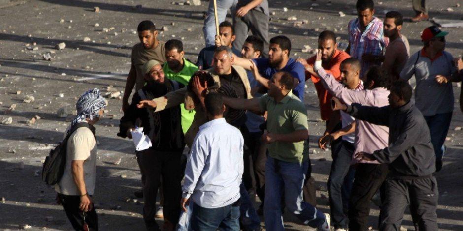 إصابة أمين شرطة في مشاجرة بسب «لعب العيال» بحلوان