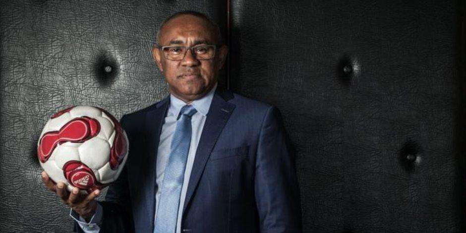 القبض على رئيس الاتحاد الإفريقي لكرة القدم في فرنسا لاستجوابه