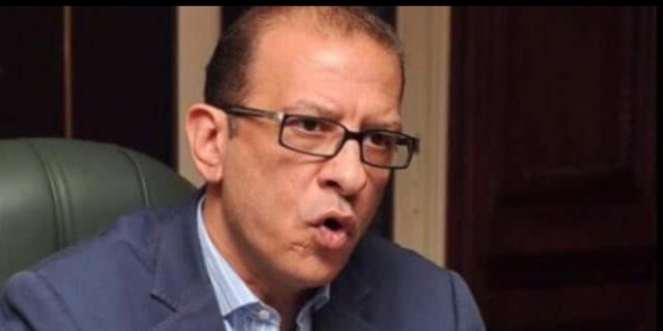 """أشرف عبد العزيز مستشارا ووكيلا قانونيا لـ""""نقابة الإعلاميين"""""""