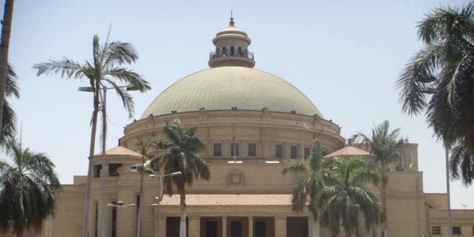 جولة مفاجئة لنائب رئيس جامعة القاهرة بالمدينة الجامعية