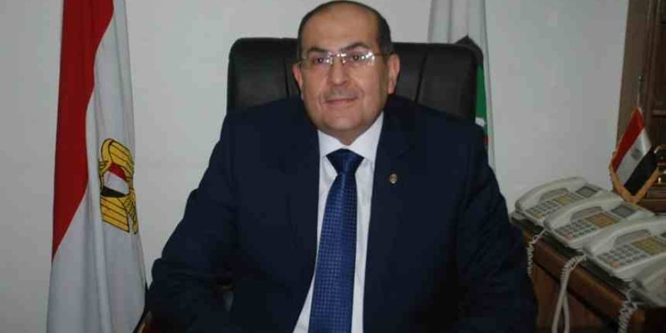 محافظ سوهاج يهنئ القيادة السياسية بعيد الأضحى المبارك
