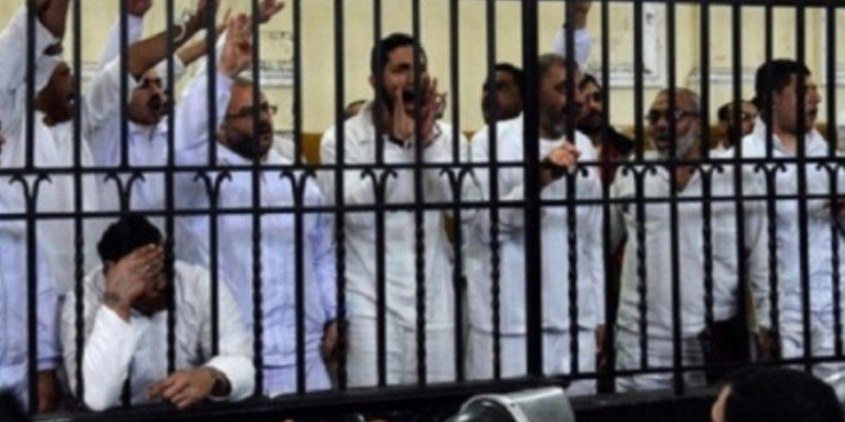 قبل ساعات من الحكم.. أبرز محطات إعادة محاكمة متهمي قضية «اقتحام قسم كرداسة الأولي»