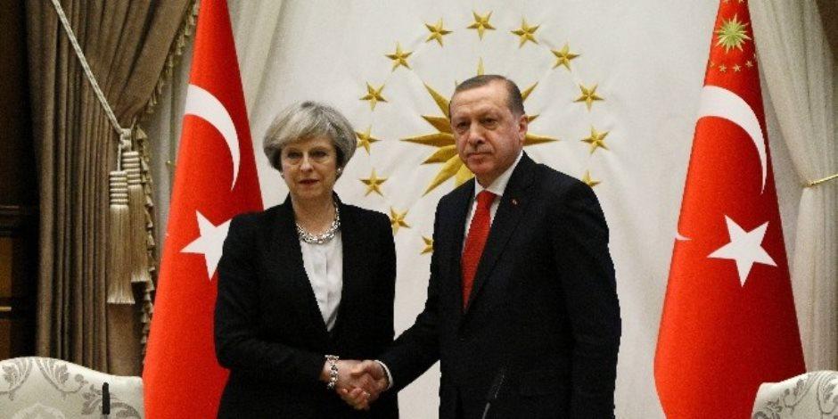 بعد علاقاتها مع قطر و«الإخوان».. بريطانيا تتخبط وتتقارب مع أنقره