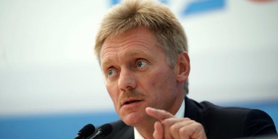 الكرملين: روسيا على اتصال بمختلف المشاركين فى عملية الحل السلمى فى ليبيا