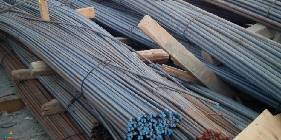 الصناعة تنفي صدور قرار بمد العمل بالرسوم المؤقتة على واردات الحديد المغرقة
