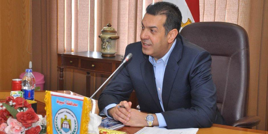 محافظ أسيوط :مستمر في عملي لحين صدور تكليفات جديدة من الحكومة