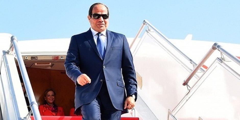الرئاسة تكشف كواليس زيارة السيسي للإمارات