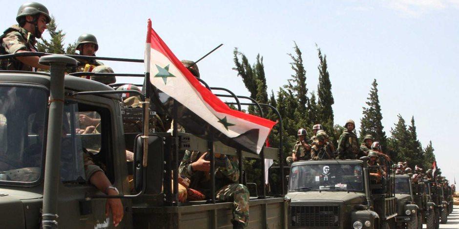 الجيش السوري يستعيد السيطرة على «حويجة المريعية» في ريف دير الزور