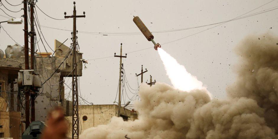 طائرات إسرائيلية تستهدف الأراضي السورية بالصواريخ والدفاعات الجوية تتصدى لها
