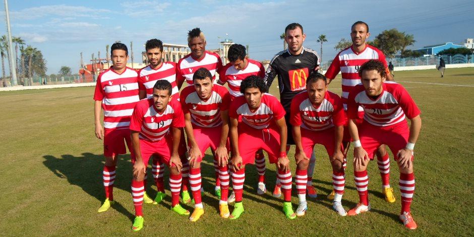 بلدية المحلة يضم لاعب الأهلي لمدة 5 مواسم