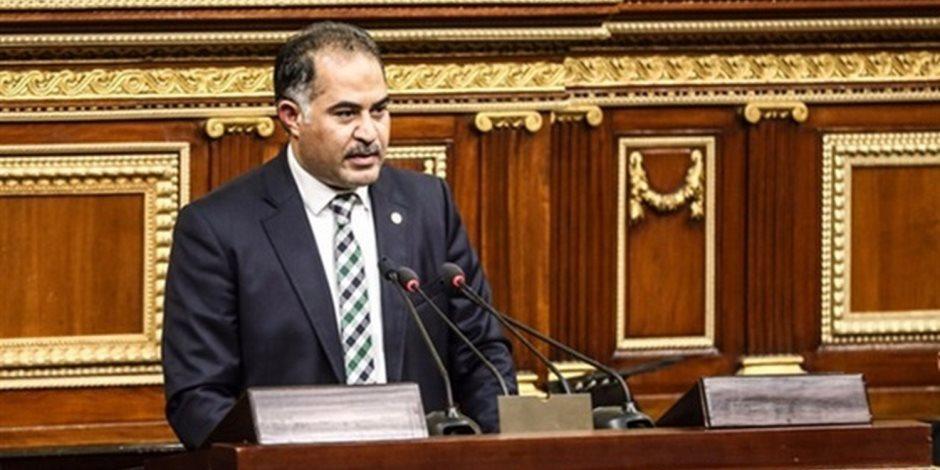 وكيل البرلمان: السيسي أعاد مصر لمكانتها الطبيعية وزعامة الأمة العربية