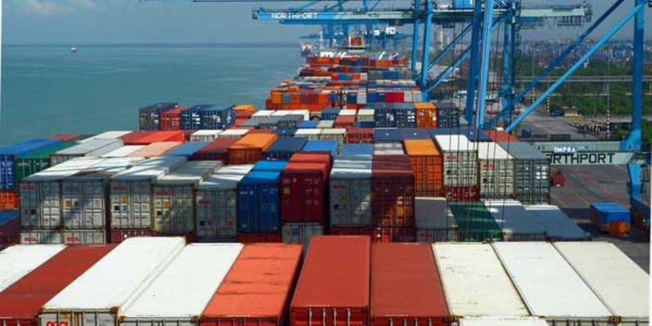 تقرير حكومي يكشف أسباب ارتفاع الصادرات المصرية لروسيا بنسبة 4.1 %