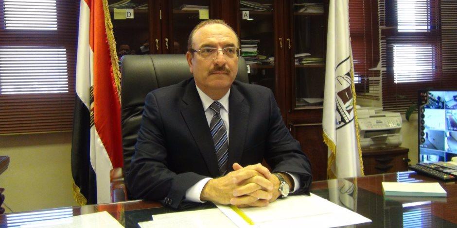"""توقيع مذكرة تفاهم بين محافظ بني سويف و""""روتاري مصر"""" للارتقاء بالتعليم"""