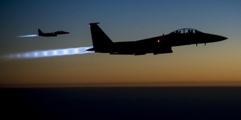 الطيران الليبي يقصف مواقع لمتمردين تشاديين فى جنوب ليبيا