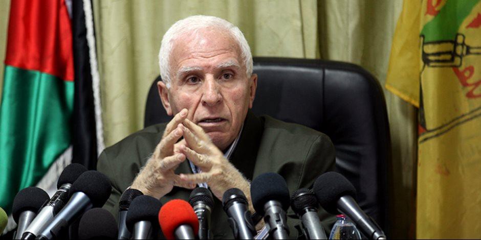 عزام الأحمد: حكومة الوفاق استلمت مهامها في غزة تنفيذا لاتفاق القاهرة