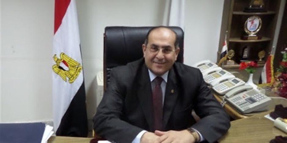 «عبد المنعم»: نشكر جهود وزارة الصناعة لتحويل سوهاج محافظة جاذبة للاستثمار