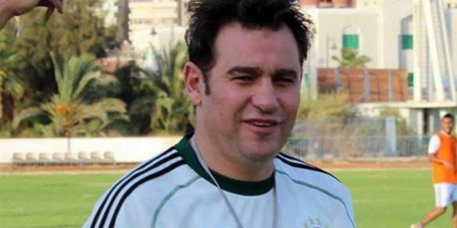خالد جلال يلقي محاضرة للاعبي الزمالك قبل لقاء المقاولون العرب