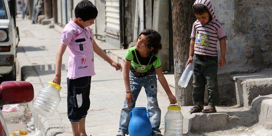 غدا.. قطع المياه عن 16 منطقة بالجيزة لمدة 6 ساعات