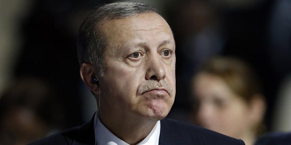 """""""جاب ورا"""".. أردوغان: أنا مش عارفني أنا توهت مني أنا مش أنا"""