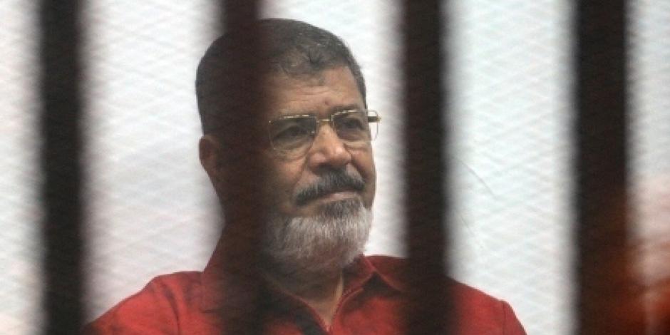 """فى قضية """"اقتحام السجون"""".. جنايات القاهرة تستكمل اليوم إعادة محاكمة مرسى"""