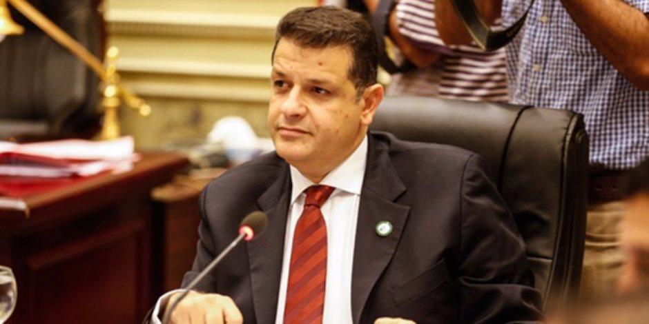 """""""القوى الناعمة لمصر"""".. وزيرتان وسفيران داخل لجنة العلاقات الخارجية بالبرلمان"""