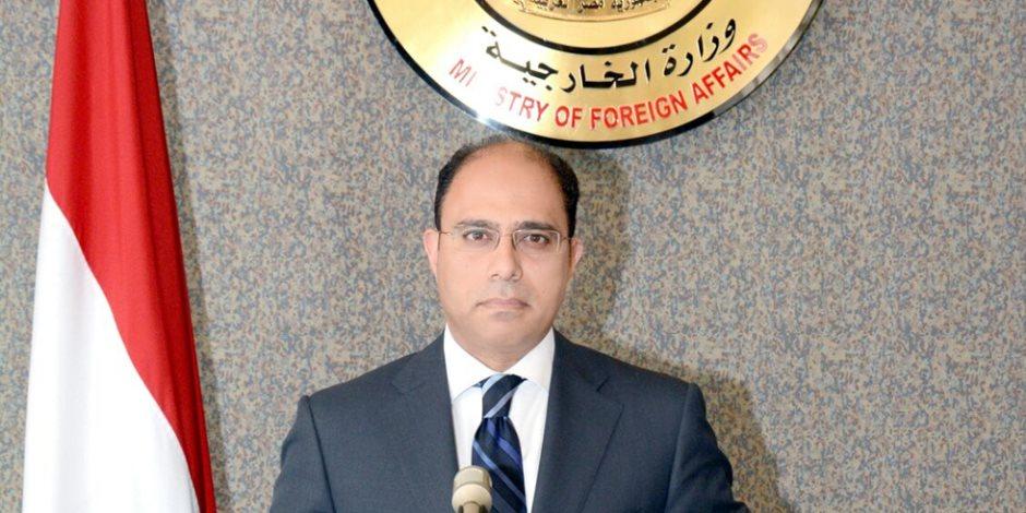 «الخارجية» تطالب إيطاليا بتفاصيل العثور على آثار مصرية مهربة في حاوية دبلوماسية