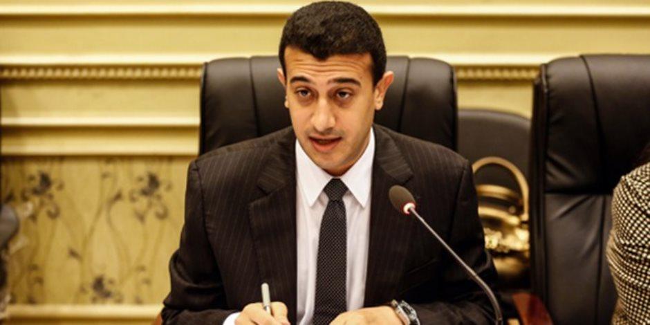 طارق الخولي يتقدم بطلب إحاطة لوزير الخارجية بشأن احتجاز عامل مصري بكردستان العراق