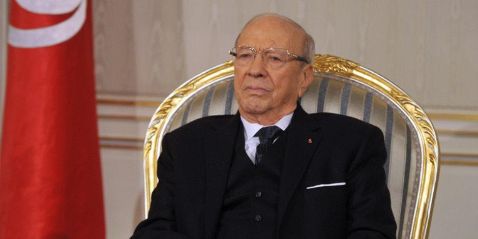 الرئيس التونسى: 2018 سيكون عام الاهتمام بالشباب