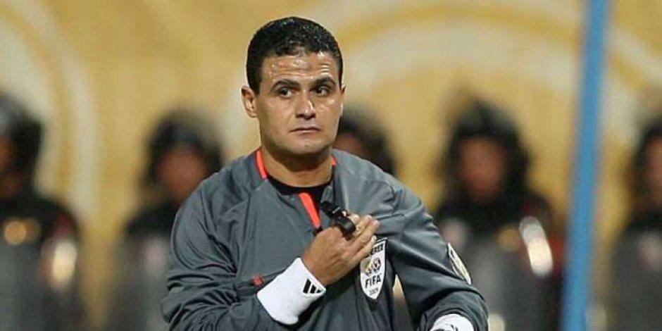 محمد فاروق : نهائي كأس مصر أفضل مبارياتي التحكيمية طوال مسيرتي