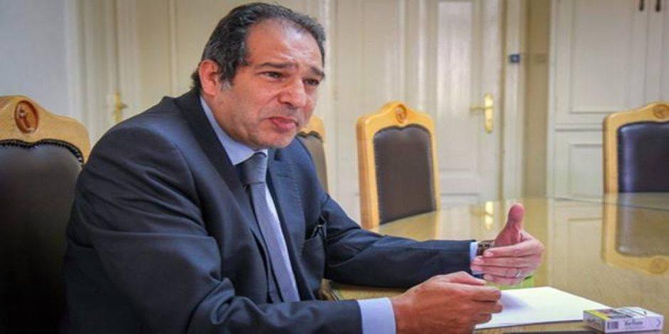 حسام الخولى يتقدم باستقالته من حزب الوفد