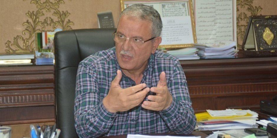 استرداد الأراضي.. محافظ المنيا في مواجهة المتعدين
