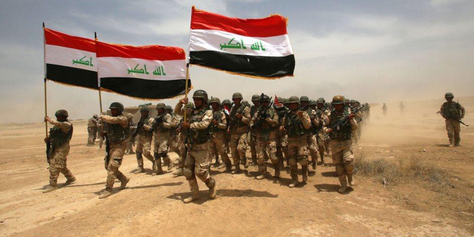 العراق : وصول تعزيزات عسكرية إلى منطقة الصكرة بمحافظة الأنبار