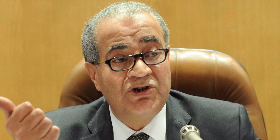 وزير التموين: استلام 1.8 مليون طن قمح خلال 18 يوما في الفيوم