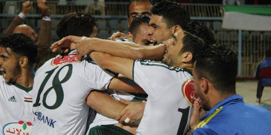 المصري يستدرج طنطا ببرج العرب اليوم