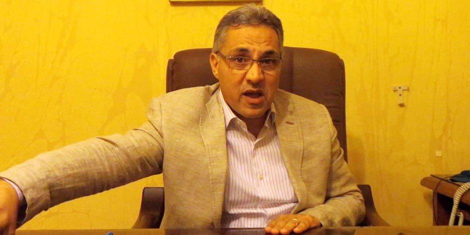 المسؤل الأول عن تأخير قانون المحليات.. «أحمد السجيني» ضجيج بلا طحن