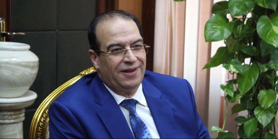 بقطاع الطرق والكبارى.. محافظ الدقهلية يتابع موقف المشروعات الجاري تنفيذها