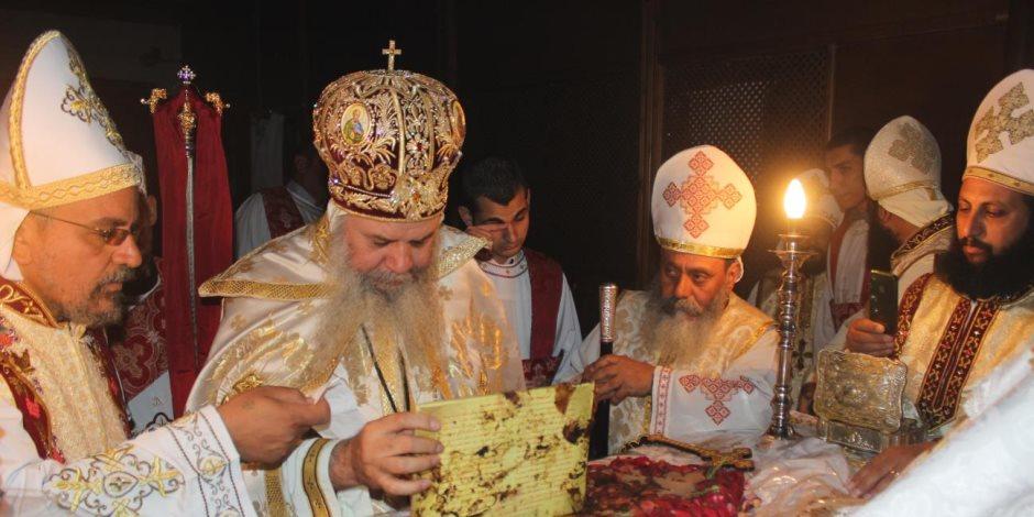 النائب محمد فؤاد يهنئ البابا تواضروس والمصريين بعيد القيامة