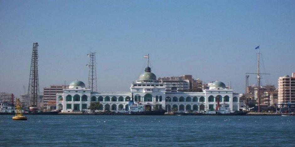 """""""إقتصادية قناة السويس"""": موانئ بورسعيد تسجل 31 سفينة"""