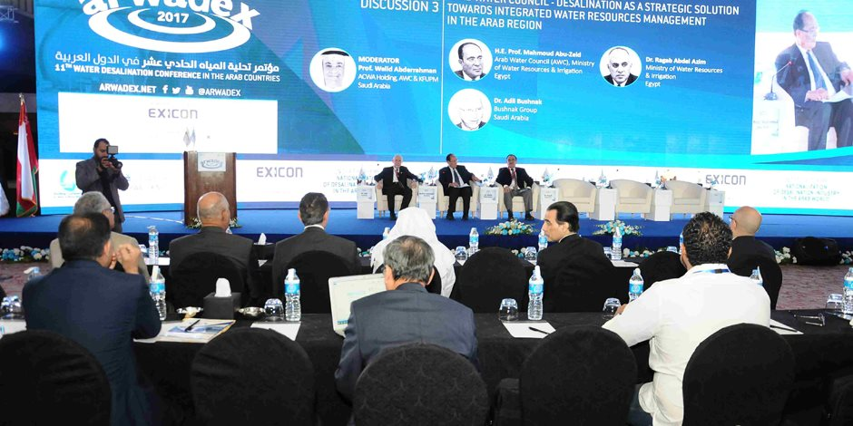 خبير سعودي: بلادنا تنتج 20% من إنتاج المياه المحلاة في العالم