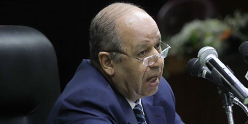 رئيس مجلس الدولة يستقبل زكي بدر لتهنئته بمنصبه