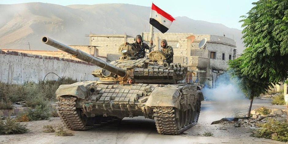 """فى الجولان.. إسرائيل تطلق قذيفة """"تحذيرية"""" باتجاه موقع للجيش السورى"""