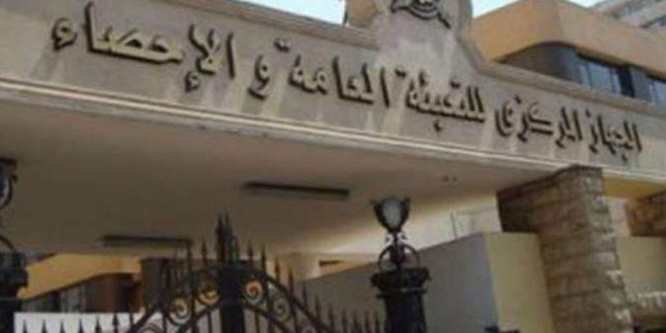 الإحصاء:  2.3 % زيادة فى إجمالى اعضاء هيئة التمريض بمستشفيات مصر