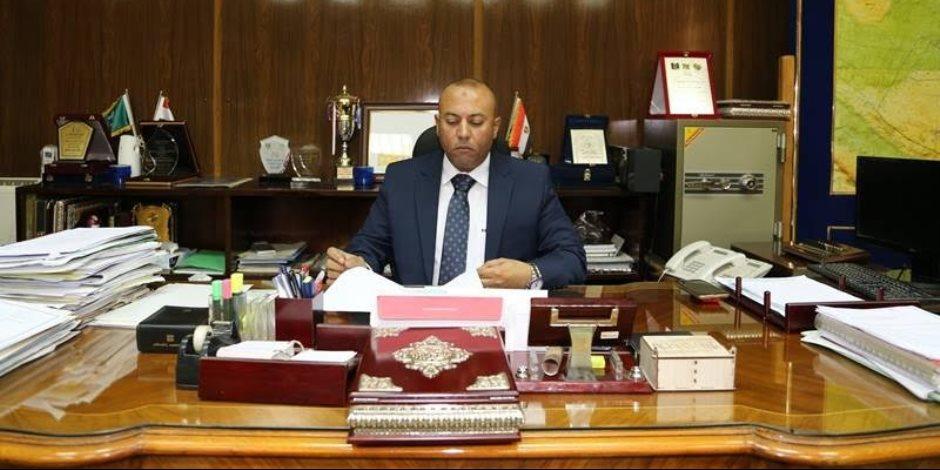محافظ المنوفية يقرر إعفاء نصف رسوم الصرف الصحي لـ 3 قرى ببركة السبع