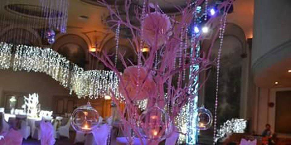 بيقدموا فشار وغزل البنات.. «النوستالجيا» تظهر في حفلات الزفاف النهارية بس على الموضة
