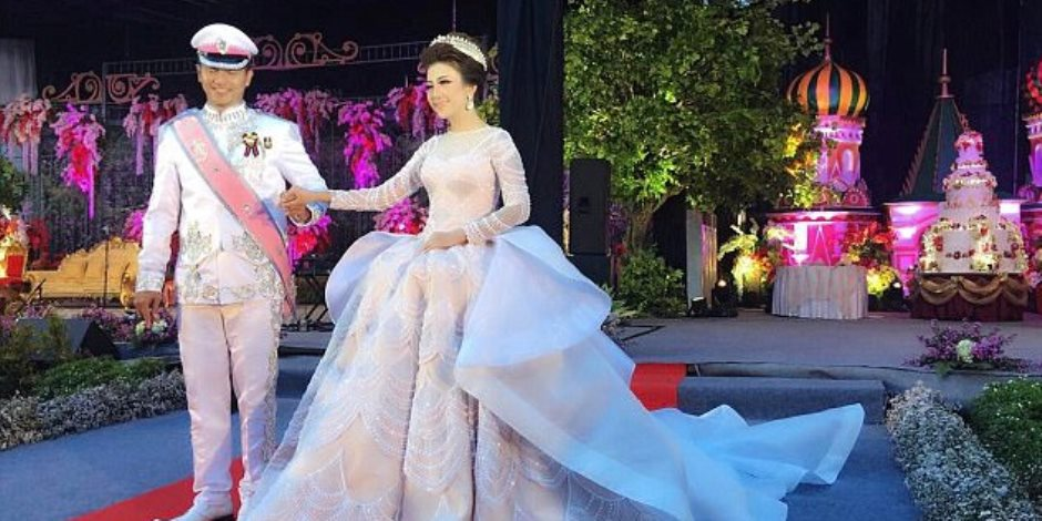 تعرفي على صاحبة أجمل فستان زفاف على «إنستجرام»