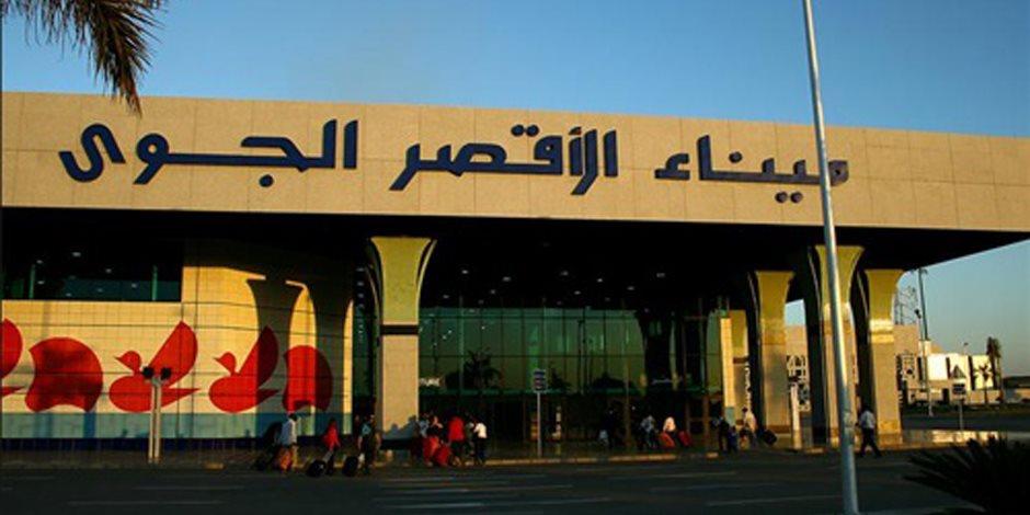 إغلاق مطاري الأقصر وأسوان أمام حركة الملاحة الجوية بسبب العاصفة الترابية