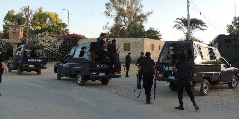 البحث الجنائي بالإسكندرية يتتبع ملثمون قاموا بذبح شاب هارب من الثأر