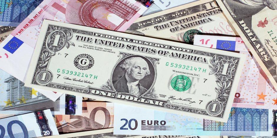 سعر اليورو اليوم الأحد 4-3- 2018 بالبنوك المصرية