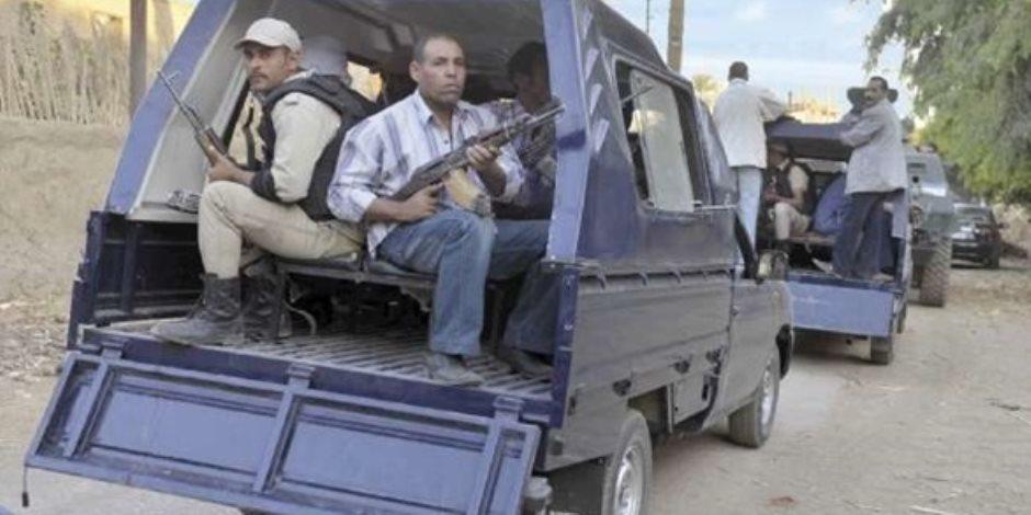 القبض على هاربين من أحكام بالمؤبد في الإسماعيلية