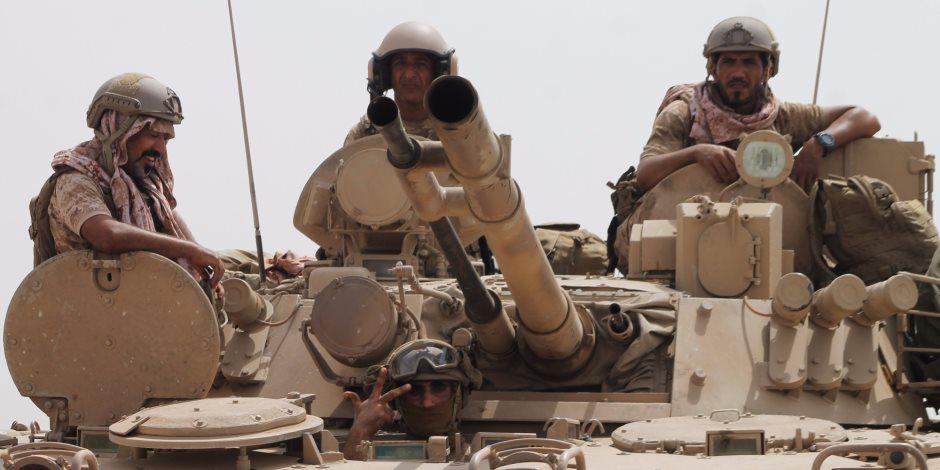التحالف العربى يعلن سقوط طائرة سعودية و استشهاد قائدها أثناء عملية ضد تنظيم القاعدة فى اليمن
